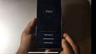 Huawei Y9 2019 Unlock Pattern Password | HARD RESET How To