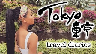 TOKYO TRAVEL VLOG!