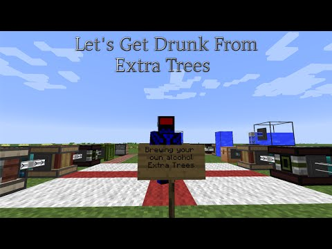 Lets Get Drunk from Extra Trees