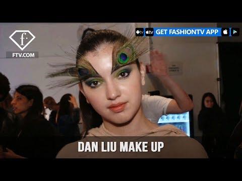 New York Fashion Week Spring/Summer 2018 - Dan Liu Make up | FashionTV