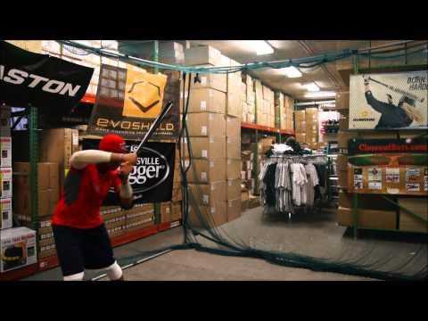 Louisville WBHM14-71CBK 2014 C271 Hard Maple Baseball Bat closeoutbats.com