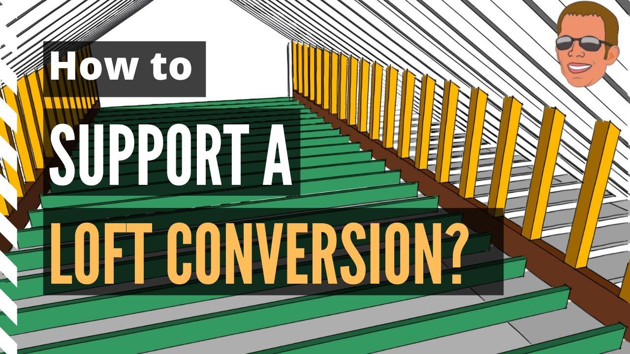 How a loft conversion works