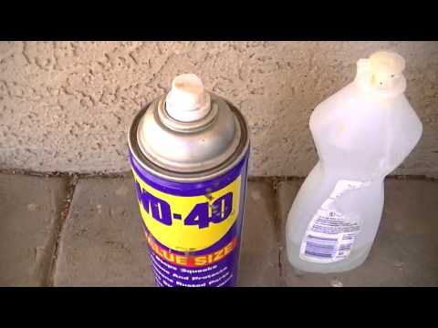 How to Remove Masking Tape Glue Residue From Glass Windows