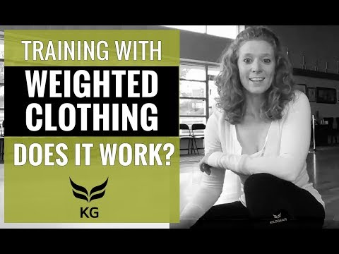 Does Training with Weighted Clothing Really Work?  | Kilogear
