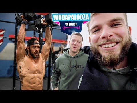 Even FRONING dislikes it: Testing WODAPALOOZA workouts