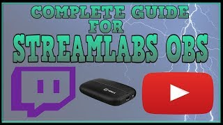 Streamlabs OBS - Easy Setup Guide Videos & Books