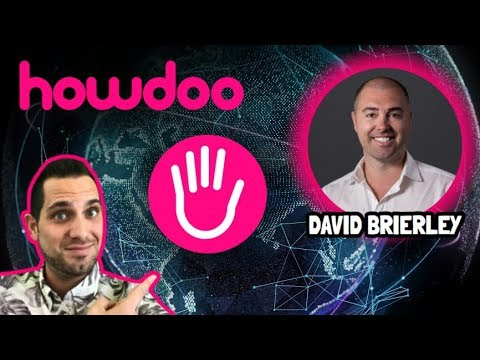 Howdoo | Scalable Decentralized Social Platform | $EOS Fork | David Brierley | $uDoo ICO