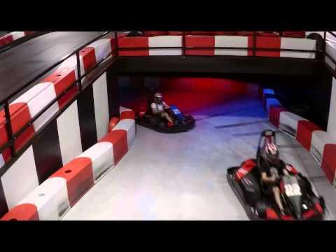 Game Over's New Go Kart Track