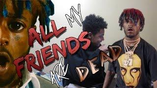 "Lyric Prank On Friend! ""XO Tour Lif3"" by Lil Uzi (GONE RIGHT)"