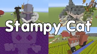 Top 10 Building Time Builds Stampy Cat
