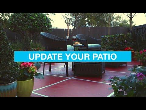 Easy Patio Ideas: Outdoor Living Spaces