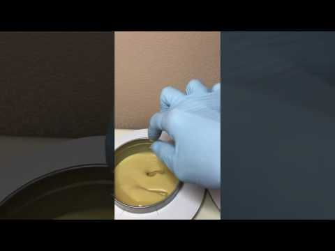 The Wax Chick - Trick for keeping your wax pot full all day!