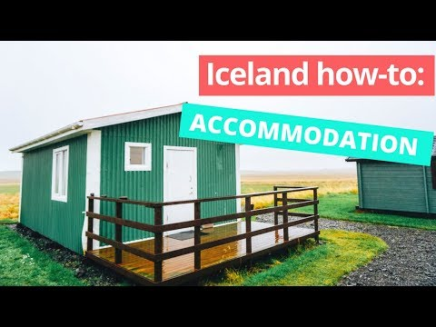 How to Search and Book Iceland Accommodation