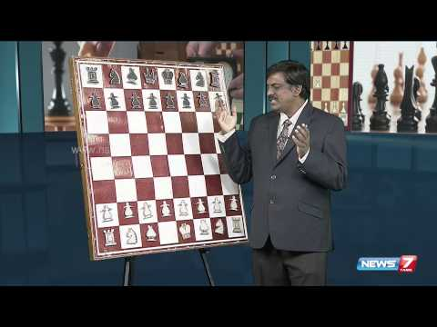 How to play chess | Sports | News7 Tamil