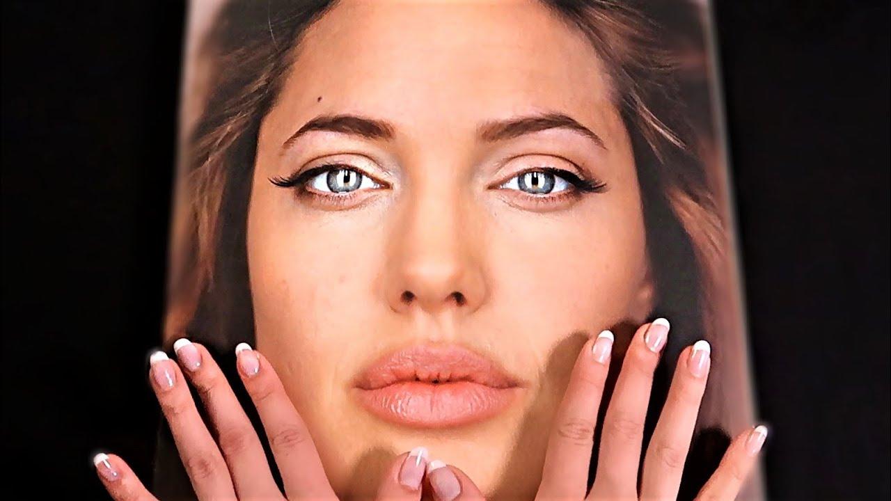 Celebrity Color Analysis ○ ASMR ○ Fabrics ○ Page Flipping ○ Brad Pitt, Jolie, Brandy, Don Cheadle
