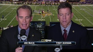 10 Times Joe Buck Actually Got EXCITED