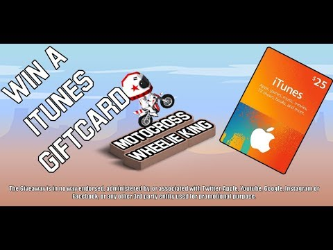 ★ Motocross Wheelie King by AD Game Studio and Eageron (iTunes Card Giveaway)