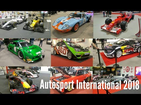Autosport International 2018 - N.E.C. Birmingham