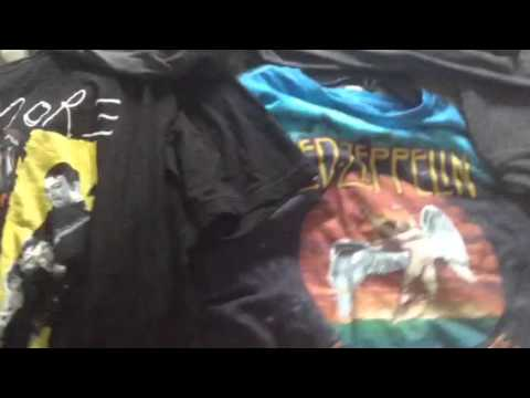 Rock And Roll T Shirts