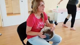 Raks Sharki Ausbildung Mit Djamila - Einblick Level 3