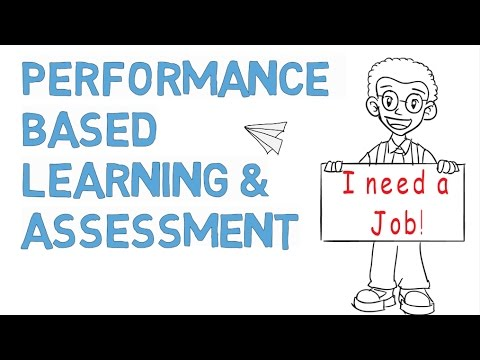 Performance Based Assessment & Learning