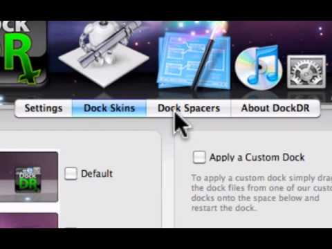  How To: Change Your Dock Color On Your Mac 