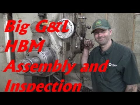 Big G&L HBM Assembly and Inspection