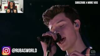 Shawn Mendes- Mercy at the iHeart Awards (hd)