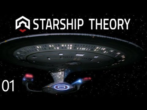 Starship Theory: Building the Enterprise (part 1)