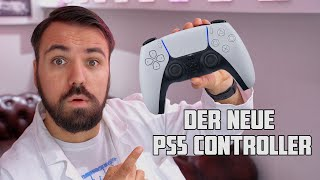 Der NEUE PS5 DualSense Controller | Dr. UnboxKing