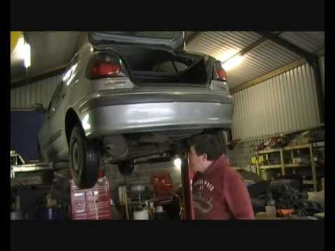 How to fit a Tow Bar - Part 1 Fitting
