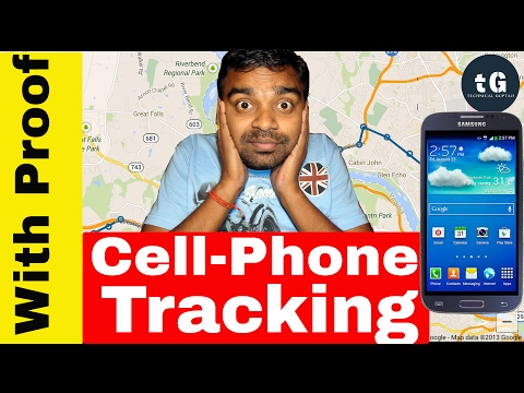 Exact Location Tracker | How to Track Cell Phone Location with Proof | How to trace Smartphone |