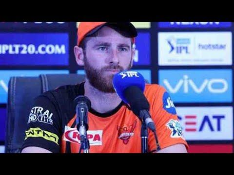 IPL 11: Kane Williamson SPEAKS UP on Defeat of SRH against Chennai Super kings । Oneindia News