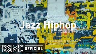 Rainy Days JazzHop Radio - Chill Out Hip Hop Jazz to Study, Work