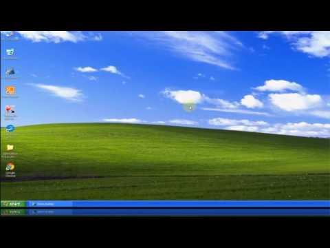 (BR-805) Windows XP STATIC IP Configuration