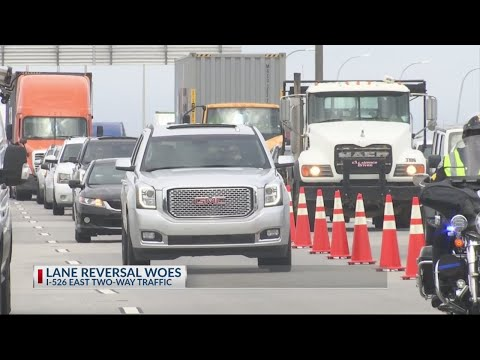 Traffic trouble: Drivers cope with longer drive times