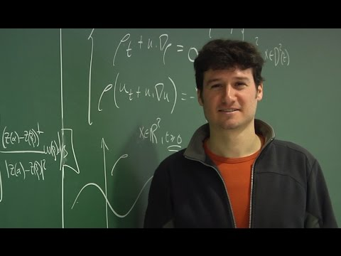 AS Francisco Gancedo, mathematical equations to describe natural phenomena