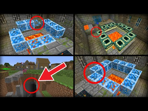 ✔ Minecraft: 10 Things You Didn't Know About the Stronghold