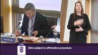 Delegated Powers And Law Reform Committee Bsl Scottish Parliament 3rd