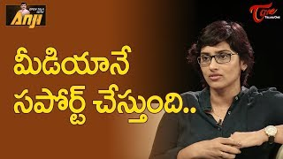 Actress Sri Sudha Chit Chat | Open Talk with Anji Current Topics #1 - TeluguOne