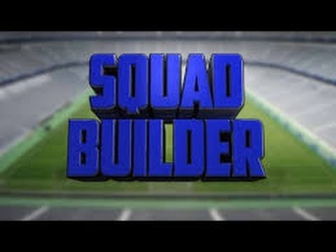 FIFA 16 Squad builder 100% Chemistry