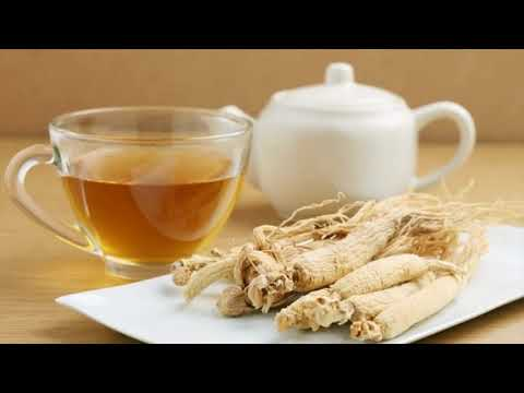 Ginseng Tea For Appendicitis- How And How Often To Use- Natural Home Remedy For Appendicitis