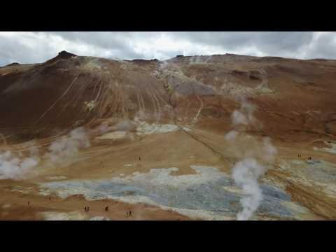 Selfoss/Mývatn/Dettifoss/Goðafoss + Route no.1 from Reykjavik to Akureyri...