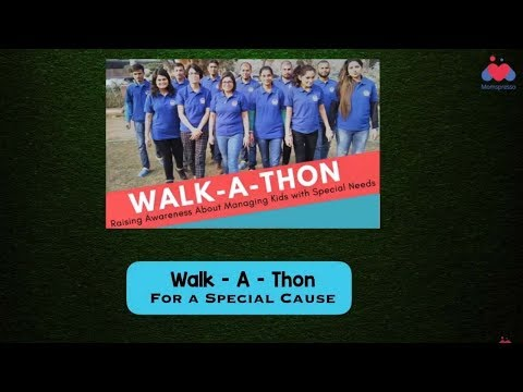 Walkathon For A Special Cause by Continua Kids
