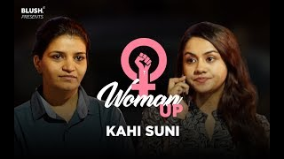 A Cab Ride That Changes Everything | Woman Up! | Blush