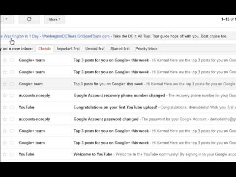 How to switch to Gmail's old compose window