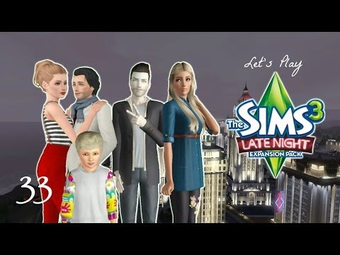 Let's Play: The Sims 3 Late Night | Part 33 | Prom Night