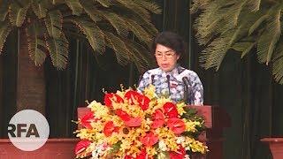 Lãnh đạo Việt Nam tiếp tục đòi phải quản lý thông tin trên mạng xã hội