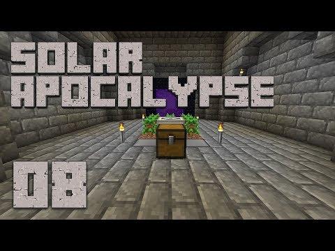 ►Solar Apocalypse LP: AUTOMATIC!   Ep. 8   Modded Minecraft Survival◄
