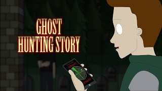 A Creepy Ghost Hunting Story Animated